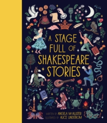 Image for A stage full of Shakespeare stories