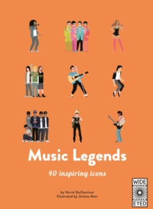 Image for Music legends