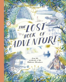 Image for The lost book of adventure