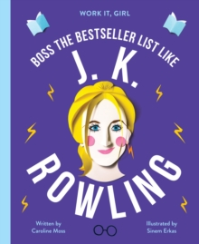 Image for Boss the bestseller list like J.K. Rowling