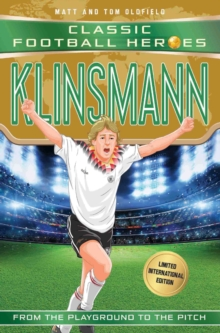 Image for Klinsmann  : from the playground to the pitch
