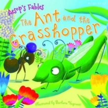 Image for The ant and the grasshopper