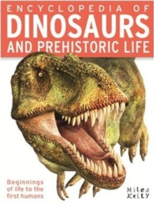 Image for ENCYCLOPEDIA OF DINOSAURS AND PREHISTOR