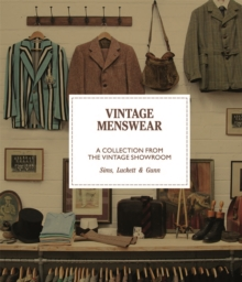 Image for Vintage menswear  : a collection from the Vintage Showroom