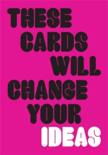 Image for These Cards Will Change Your Ideas