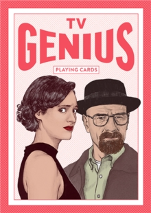 Image for Genius TV : Genius Playing Cards