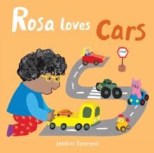 Image for Rosa loves cars
