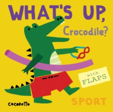 Image for What's up crocodile?  : sports