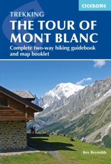 Image for Tour of Mont Blanc  : complete two-way trekking guide