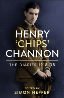 Image for The diaries of Chips ChannonVolume 1