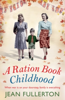 Image for A ration book childhood