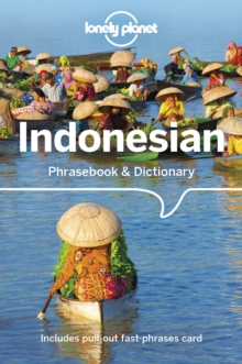 Image for Indonesian phrasebook & dictionary