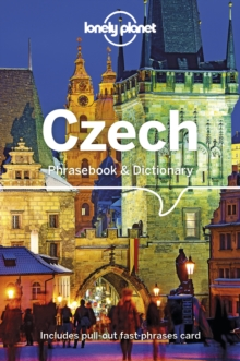 Image for Czech  : phrasebook & dictionary