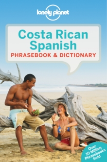 Image for Costa Rican Spanish phrasebook & dictionary