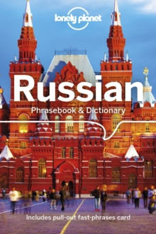 Image for Lonely Planet Russian phrasebook & dictionary