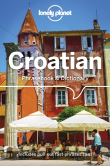 Image for Croatian phrasebook & dictionary