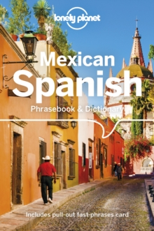 Image for Mexican Spanish phrasebook & dictionary
