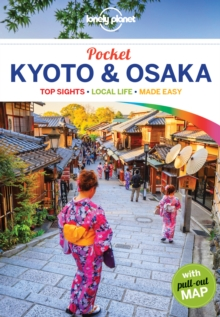 Image for Pocket Kyoto & Osaka  : top sights, local life, made easy
