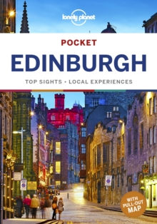 Image for Pocket Edinburgh  : top sights, local experiences
