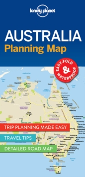 Image for Lonely Planet Australia Planning Map