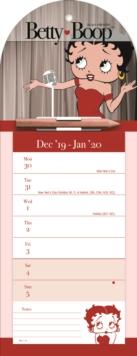 Image for Betty Boop Week-to-View Magnetic Memo Slim Calendar 2020
