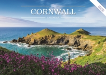 Image for Cornwall A5 Calendar 2020