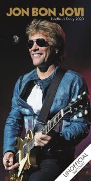 Image for Jon Bon Jovi Unofficial Slim Diary 2020