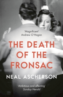 Image for The death of the Fronsac  : a novel