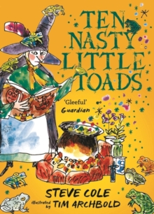 Image for Ten nasty little toads