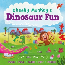 Image for Cheeky Monkey's Dinosaur Adventure