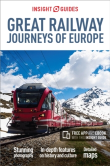 Image for Great railway journeys of Europe