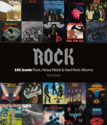 Image for Rock  : 101 iconic rock, heavy metal and hard rock albums