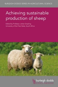 Image for Achieving sustainable production of sheep