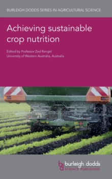 Image for Achieving sustainable crop nutrition