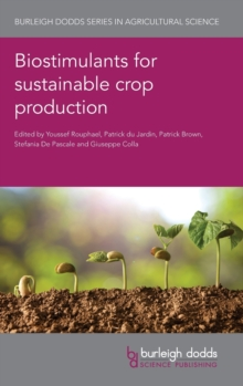 Image for Biostimulants for sustainable crop production