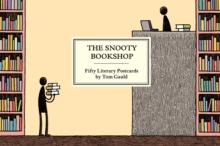 Image for The snooty bookshop  : fifty literary postcards