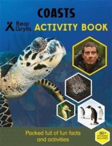 Image for Bear Grylls Sticker Activity: Coasts
