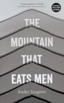 Image for The mountain that eats men