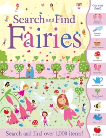 Image for Search and find fairies