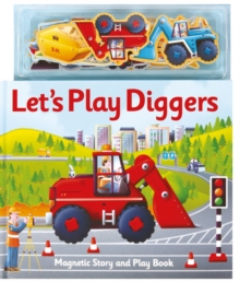 Image for Magnetic Let's Play Diggers
