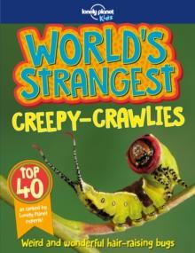 Image for World's strangest creepy-crawlies