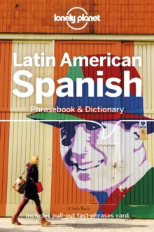 Image for Latin American Spanish phrasebook & dictionary