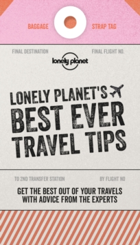 Image for Lonely Planet's best ever travel tips