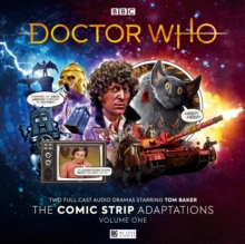 Image for Doctor Who - The Comic Strip Adaptations Volume 1