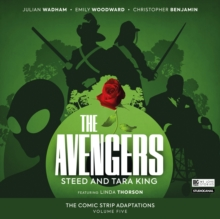 Image for The Avengers: The Comic Strip Adaptations Volume 5 - Steed and Tara King