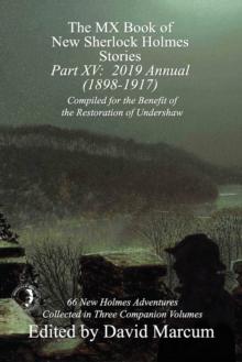 MX Book of New Sherlock Holmes Stories - Part XV