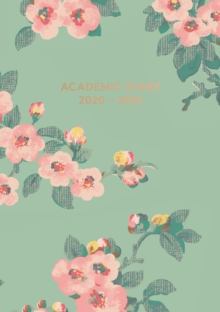 Image for Cath Kidston: A5 Academic Diary (Mayfield Blossom) 2020-2021