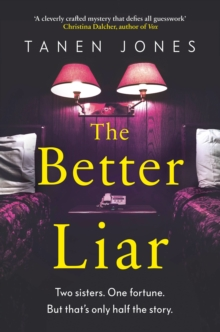 Image for The better liar