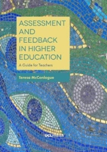 Image for Assessment and feedback in higher education  : a guide for teachers