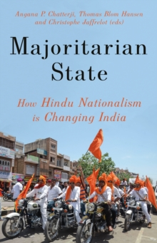 Image for Majoritarian state  : how Hindu nationalism is changing India